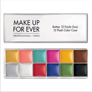 NEW EMPTY Make Up For Ever Flash Palette